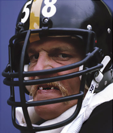 Lambert's Steelers Dentistry Icon Pittsburgh Jack Cosmetic Toothy Image